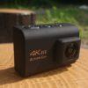 Hi-Fun M80 4k アクションカメラ(外部マイク用miniジャック有)