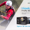 人気の外部マイク対応高画質アクションカメラFF8Sの後継機「FireFly 8SE」 リアル4K